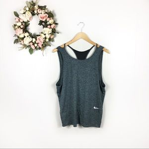 Nike Strapy Athletic Tank Top